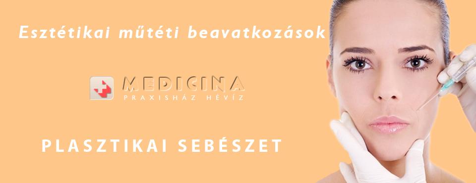 Dr. Horváth Iván plasztikai sebész